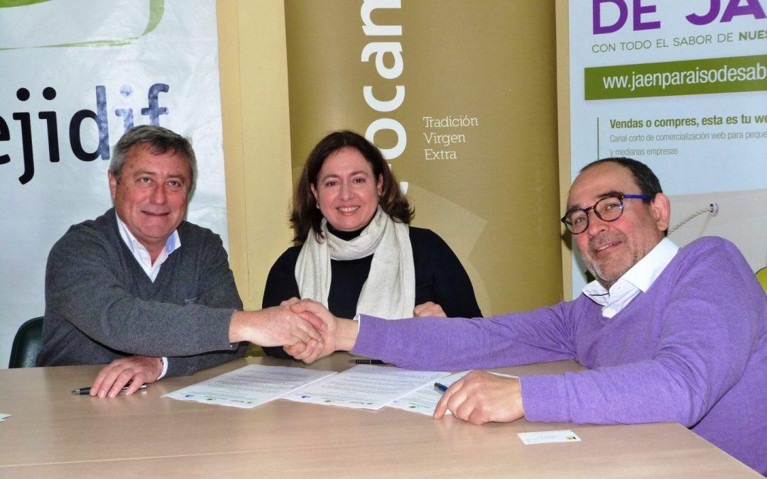 Convenio de Colaboración entre FEJIDIF, OLEOCAMPO y ENORDIS