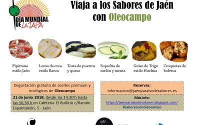Viaja a los sabores de jaén con Oleocampo