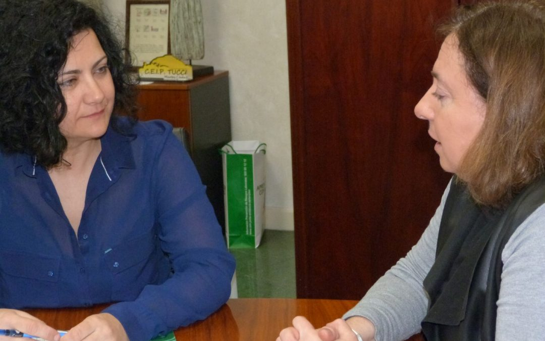 FEJIDIF y ENORDIS se reúnen con Mª Paz del Moral – Delegada de Empleo para presentarle sus proyectos, servicios y actividades
