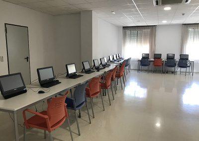 Aula de ordenadores