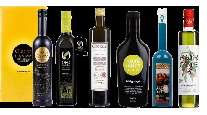 Productos de Jaén Paraíso de Sabores
